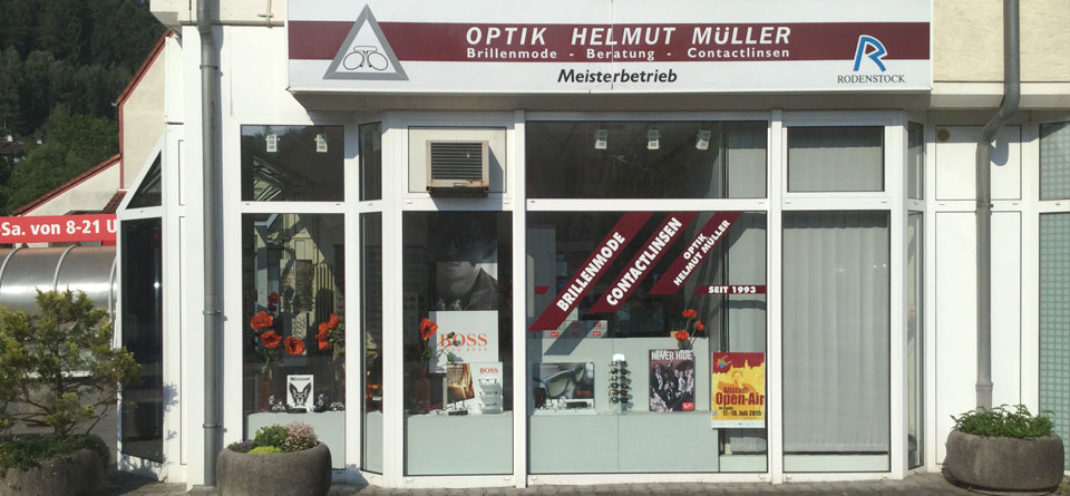 Optik Helmut Müller